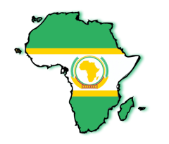 African Union Map